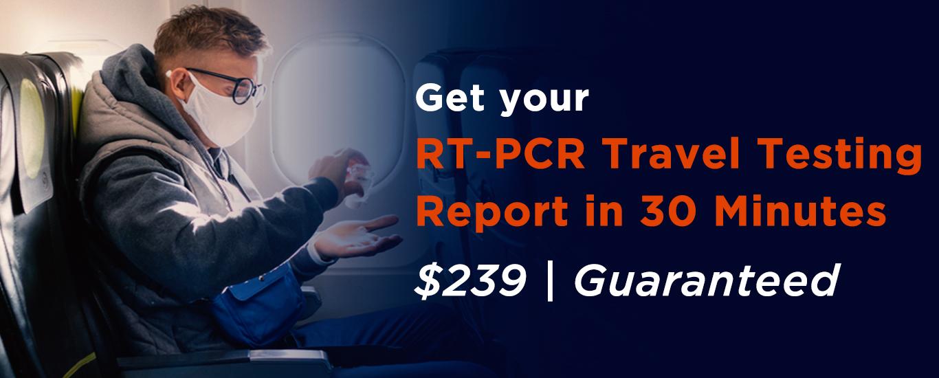 30 min rapid rt-pcr test